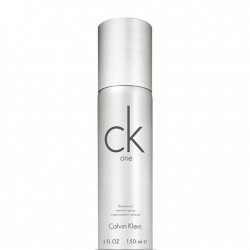 CK ONE DEODORANT SPRAY     150 ML