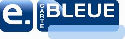 Logo E-carte Bleur