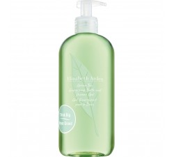 Green tea gel douche