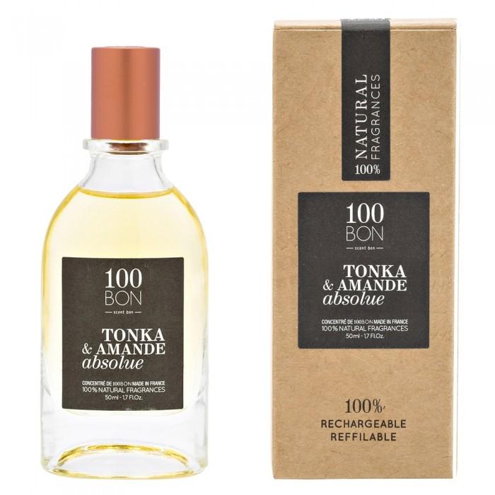Marque 100BON TONKA ET AMANDE ABSOLUE, parfumerie en ligne