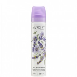 LAVENDER DEODORANT SPRAY      75 ML