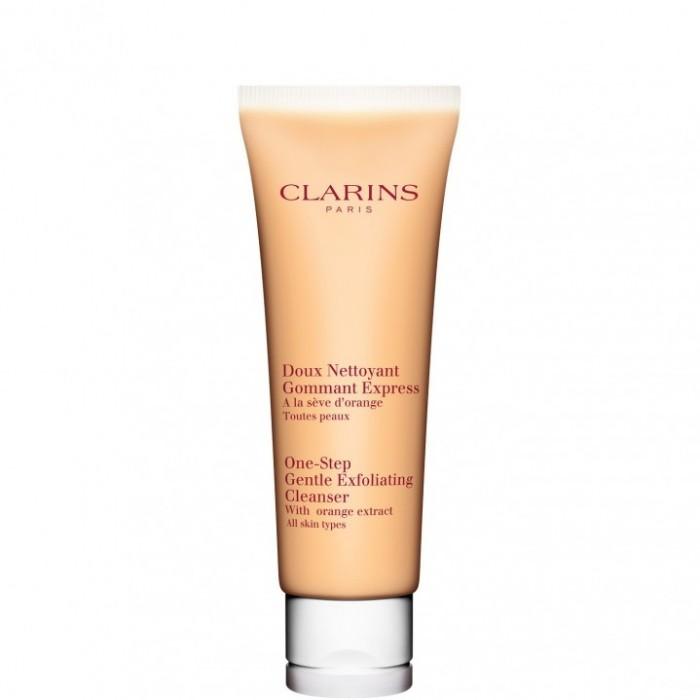 Clarins - Doux Nettoyant Gommant Express toutes peaux