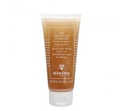 sisley gel nettoyant gommant pour le visage