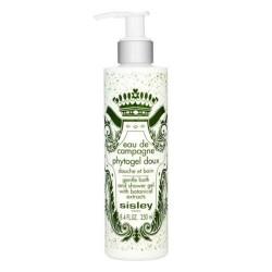 sisley eau de campagne phytogel doux douche et bain