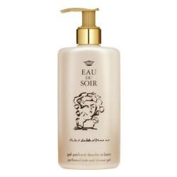 sisley eau du soir gel parfumé douche et bain