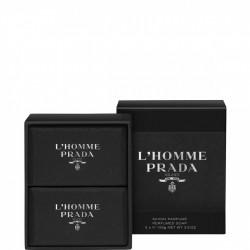 LHOMME PRADA SAVON 2 X 100 G