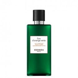 Hermès eau d'orange verte lait parfumé pour le corps