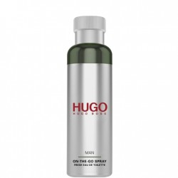 HUGO MAN EDT SP.ONTHEGO100 ML